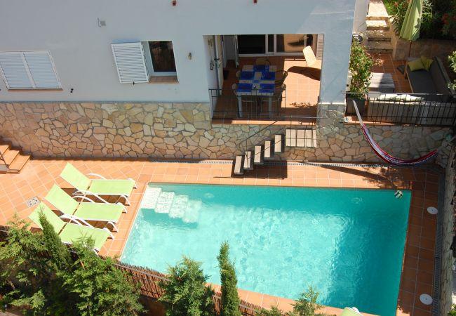 Ferienwohnung in Pals - Casa Fuera