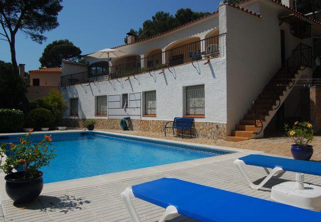 Villa in Begur - La Parada