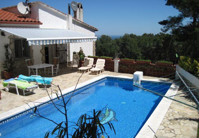 Ferienwohnung in Pals - Casa Vista